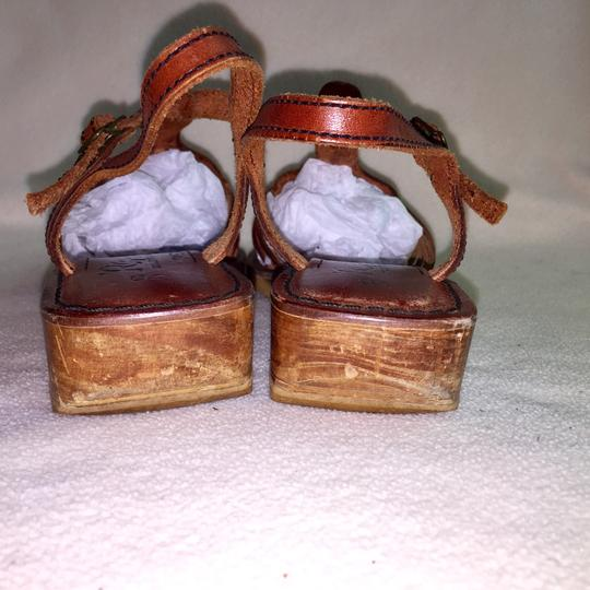 Rapallo Chestnut brown Sandals Image 3