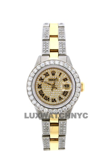 Preload https://img-static.tradesy.com/item/23628859/rolex-3ct-26mm-datejust-gold-ss-with-box-and-appraisal-watch-0-0-540-540.jpg