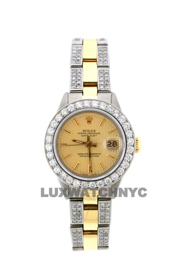 Preload https://img-static.tradesy.com/item/23628885/rolex-3ct-26mm-datejust-gold-ss-with-box-and-appraisal-watch-0-0-540-540.jpg
