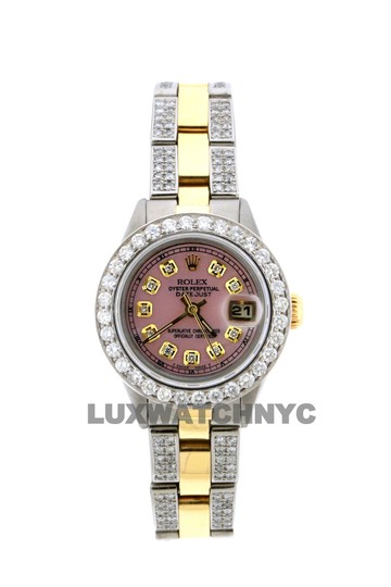 Preload https://img-static.tradesy.com/item/23628897/rolex-3ct-26mm-datejust-gold-ss-with-box-and-appraisal-watch-0-0-540-540.jpg