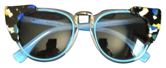 Preload https://img-static.tradesy.com/item/23628953/fendi-blue-and-perspex-in-season-like-new-condition-only-worn-twice-sunglasses-0-1-540-540.jpg