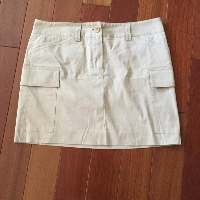 Theory Mini Skirt beige Image 4