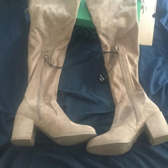 Ana taupe Boots Image 1