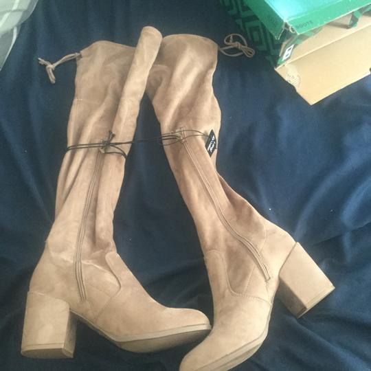 Ana taupe Boots Image 10