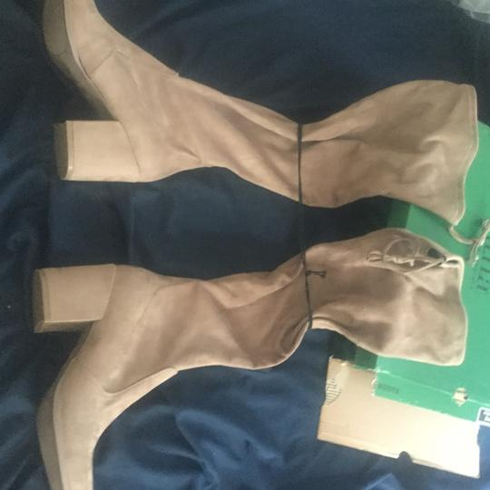 Ana taupe Boots Image 3