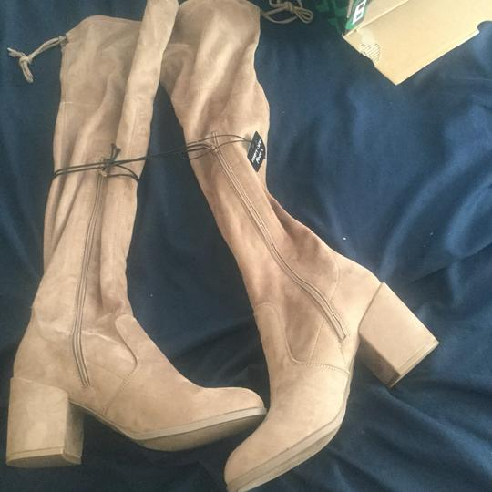 Ana taupe Boots Image 9