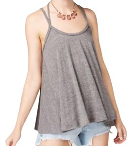 We The Free People So In Love With You Swing Top Gray