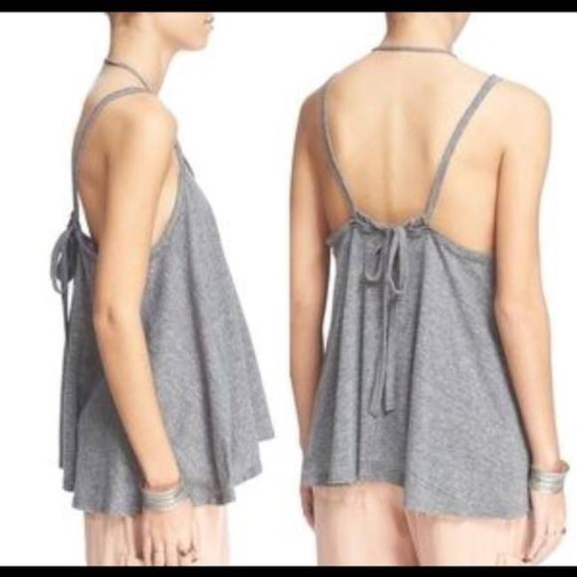 We The Free People So In Love With You Swing Top Gray Image 1