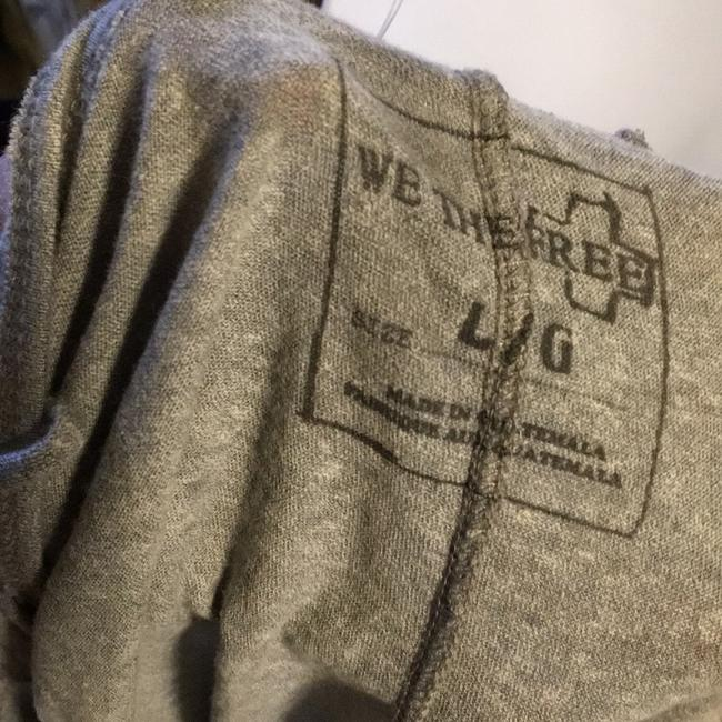 We The Free People So In Love With You Swing Top Gray Image 5