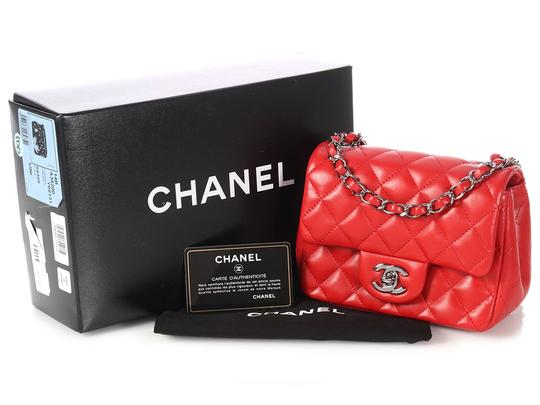Chanel Quilted Cc Square Ch.p0413.04 Cross Body Bag