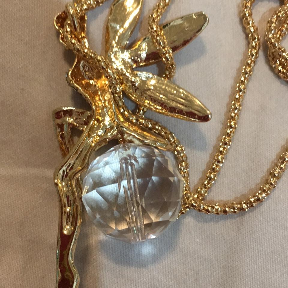 Betsey johnson and silver pink crystal ball pendant necklace tradesy betsey johnson and silver pink crystal ball pendant necklace aloadofball Image collections