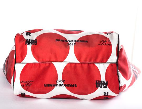 Stella McCartney Tote in Red & White Image 5