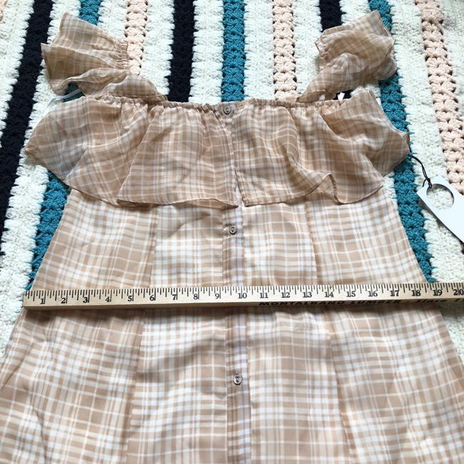 Privacy Please short dress beige/ tan on Tradesy Image 9