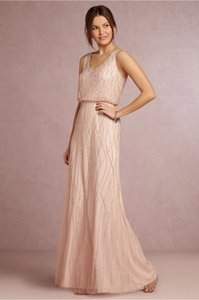 Adrianna Papell Blush The Brooklyn Formal Bridesmaid/Mob Dress Size 4 (S)