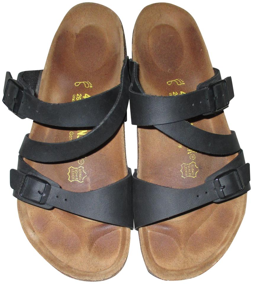 Birkenstock Brown Women's 7 and Men's Unisex M 7 Women's Sandals adc3c5