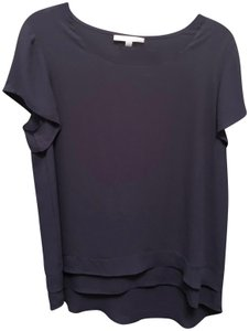 Rosie Pope Maternity Top Navy Blue