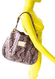 Louis Vuitton Gold Hardare Snakes Shoulder Bag