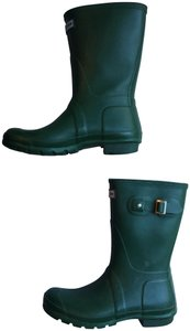 Hunter green Boots