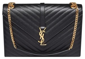 Gold Saint Laurent On Sale - Tradesy 18cbb775f34e3