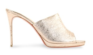 Christian Louboutin Pigalle Stiletto Classic Pigamule Pink Mules