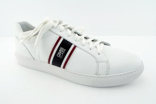 Preload https://img-static.tradesy.com/item/23631870/roberto-cavalli-white-class-leather-low-top-men-s-sneakers-shoes-0-0-540-540.jpg