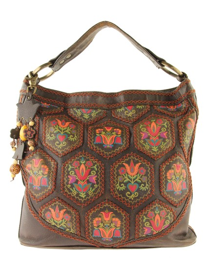Preload https://img-static.tradesy.com/item/23632240/isabella-fiore-floral-embroidered-tote-brown-leather-shoulder-bag-0-1-540-540.jpg