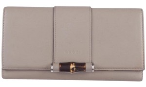 Gucci Gray Lady Continental Wallet