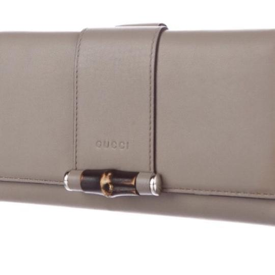 Gucci Gray Lady Continental Wallet Image 2