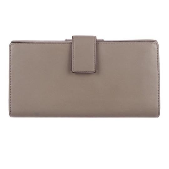 Gucci Gray Lady Continental Wallet Image 3