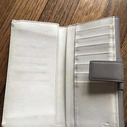 Gucci Gray Lady Continental Wallet Image 7
