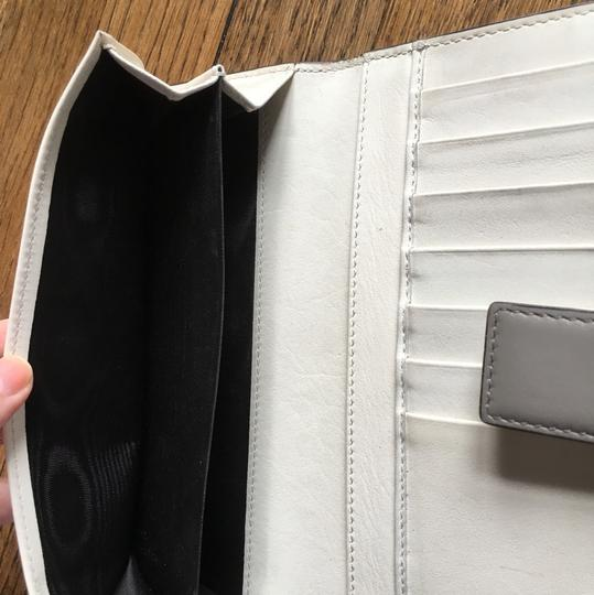 Gucci Gray Lady Continental Wallet Image 8