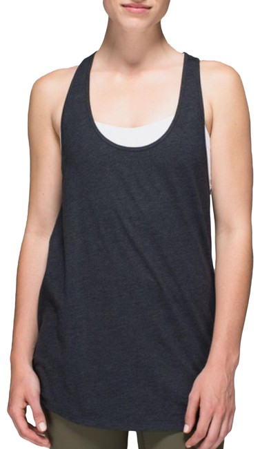 Preload https://img-static.tradesy.com/item/23632452/lululemon-heathered-black-racerback-activewear-top-size-8-m-0-1-650-650.jpg