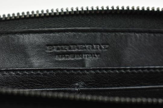 Burberry Leather &
