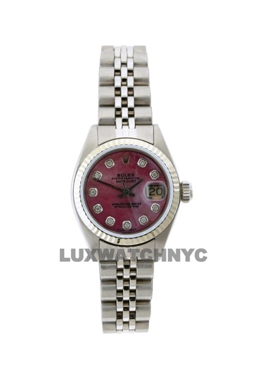 Preload https://img-static.tradesy.com/item/23632519/rolex-26mm-ladies-datejust-ss-with-box-and-appraisal-watch-0-0-540-540.jpg