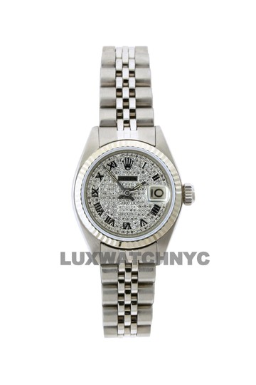 Preload https://img-static.tradesy.com/item/23632522/rolex-26mm-ladies-datejust-ss-with-box-and-appraisal-watch-0-0-540-540.jpg