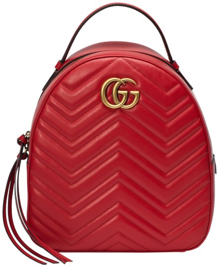 Preload https://img-static.tradesy.com/item/23632531/gucci-marmont-new-quilted-red-leather-backpack-0-1-540-540.jpg