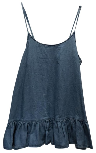 Preload https://img-static.tradesy.com/item/23632682/one-teaspoon-denim-short-casual-dress-size-8-m-0-1-650-650.jpg
