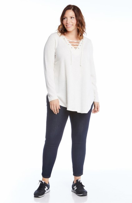 Karen Kane Free People Vince Theory Spade Top