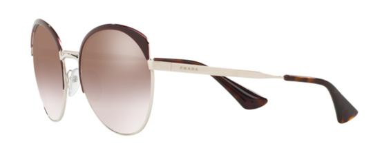 Preload https://item4.tradesy.com/images/prada-silver-purple-gradient-lens-free-3-day-shipping-new-semi-rounded-spr-54s-uf64o0-sunglasses-23632893-0-0.jpg?width=440&height=440