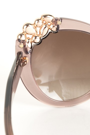 Jimmy Choo Jimmy Choo Mauve Sunglasses