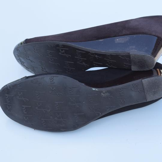 French Sole brown Wedges