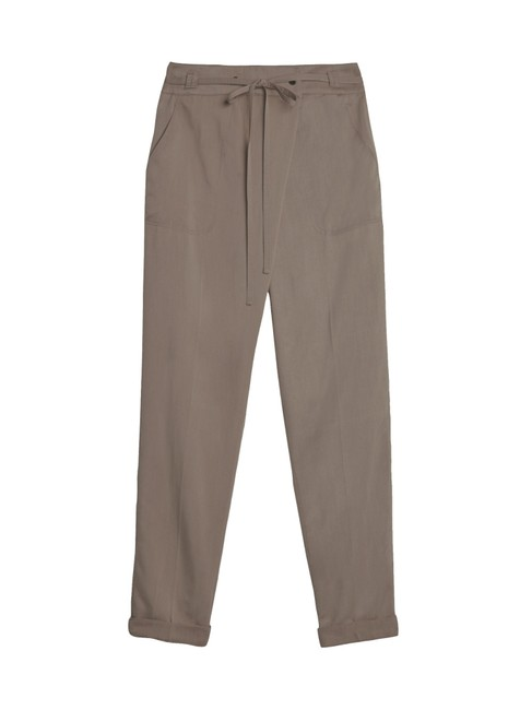 Preload https://item4.tradesy.com/images/per-se-truffle-ideal-cuffed-casual-cargo-pants-size-12-l-32-33-23632973-0-0.jpg?width=400&height=650