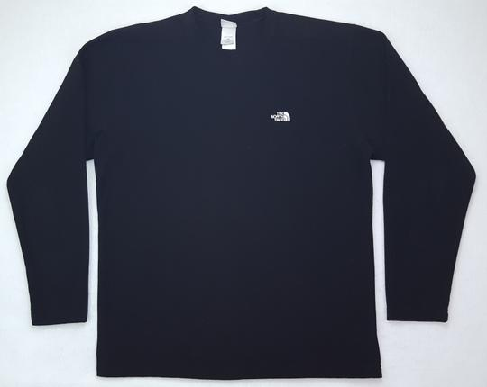 The North Face Black Mens Chesterton Crew Fleece Pullover Size L Swe Shirt