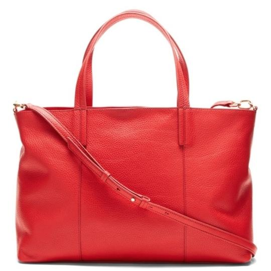 Preload https://item4.tradesy.com/images/banana-republic-portfolio-slouchy-convertible-italian-deep-red-leather-tote-23633118-0-0.jpg?width=440&height=440