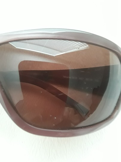 Roberto Cavalli Frosted quilted sunglasses