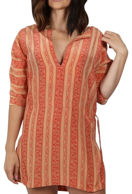 Preload https://item3.tradesy.com/images/elizabeth-and-james-multicolor-silk-tunic-size-2-xs-23633167-0-1.jpg?width=400&height=650