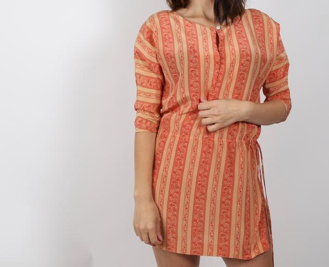 Elizabeth and James 3/4 Sleeve Casual Tunic