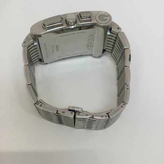 Gucci Gucci Stainless Steel 8600M Chronograph Watch