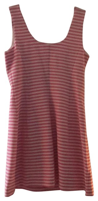 Preload https://img-static.tradesy.com/item/23633267/lilly-pulitzer-pink-and-white-stripe-nicolette-short-casual-dress-size-8-m-0-1-650-650.jpg