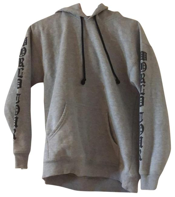 Preload https://item3.tradesy.com/images/forever-21-justin-bieber-collaboration-purpose-tour-hoodie-gray-sweater-23633277-0-1.jpg?width=400&height=650